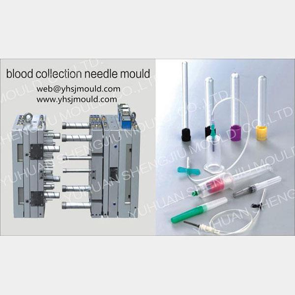 جمع الدم إبرة العفن